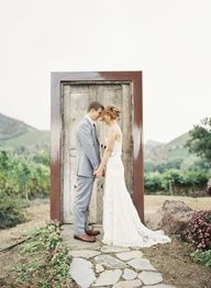 Unique wedding arches? :  wedding chuppah diy wedding arches huppah wedding arch Door Altar
