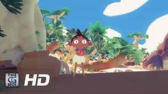 """CGI 3D Animated Short HD: """"RÃ¥ka"""" - by Iris Muddy"""