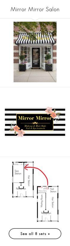 """Mirror Mirror Salon"" by michiie05 ❤ liked on Polyvore featuring art, OC, soa, mirrormirror, samcro, FinalCut and MirrirMirror"