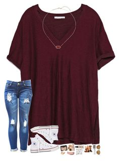 """first day of state competition today!"" by hopemarlee ❤ liked on Polyvore featuring Zara, Converse, Kendra Scott, NARS Cosmetics, tarte, Smashbox, Ray-Ban, Urban Decay, Sephora Collection and Burberry"
