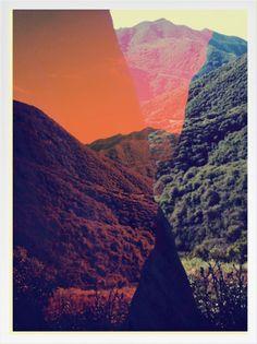 mountains. stunning