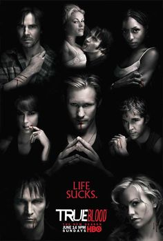 Trueblood I loved the books the tv series is alright too