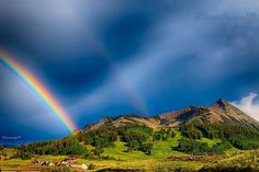 Mt. Crested Butte - ScottsScapes photography