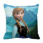 http://www.zazzle.com/anna_2_pillow-189129963949741708?rf=238576979084032140   #Disney #Frozen #Anna #Elsasister #gift #birthday