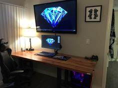 http://ift.tt/2tPctxP thought I would share my battle station. But I'm quite happy with it currently! http://ift.tt/2snPBkL