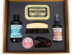 Complete Beard Care Kit, All Natural Beard Kit, Handmade in Ireland Beard dr k beard oil Beard Soap, Natural Beard Oil, Beard Wash, Lime Essential Oil, Soap Company, Wild Hair, Jojoba Oil, Shea Butter, The Balm