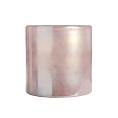 Buy Pols Potten Low Oily Vase - Pink   Amara