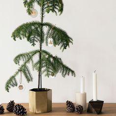 A 2014 Holiday Decor Preview. Christmas Tree OrnamentsDiy ChristmasWhite ...