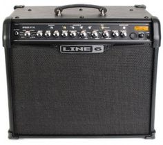 One guitar, one amp, so many sounds with a Line 6  Spider IV amp