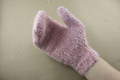 Sweater Mittens12