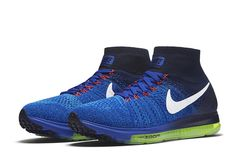 "Preview: Nike Zoom All Out Flyknit ""Racer Blue"" - EU Kicks: Sneaker Magazine"