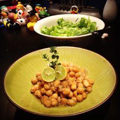 Chickpeas/Lemon Chickpeas, Chana Masala, Lemon, Cooking, Ethnic Recipes, Food, Kitchen, Eten, Meals