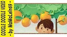 José Mauro de Vasconcelos 95th Birthday Google Dooodle (Brazil) #mamalein69