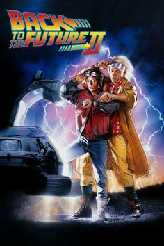 Back to the Future Part 2 Movie posters #Backtothefuture #BTTF #SciFi movie posters #Horror movie posters #Action movie posters #Drama movie posters #Fantasy movie posters #Animation movie Posters