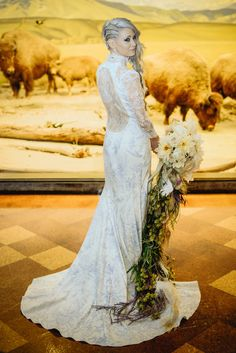 Click for the bouquet (OMG!) but this entire wedding is WOW WOW OMG WOW WOW