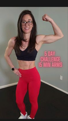 5 Day Workouts, Gym Workout Videos, Gym Workout For Beginners, Fitness Workout For Women, Easy Workouts, Fitness Diet, At Home Workouts, Bora Malhar, Dumbbell Workout