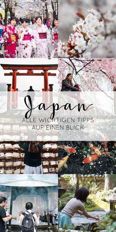Travelguide für Japan!