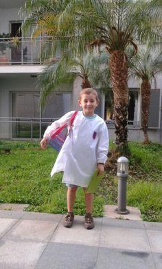 Primeiro dia de Escola.