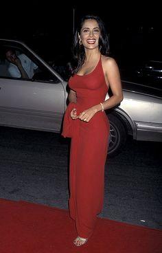 Salma-at-Desporado-Premiere-1996