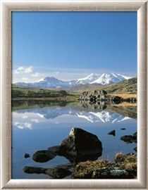 Snowdon, Snowdonia, Wales