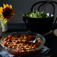 Tomato Cobbler Recipe on Food52 recipe on Food52