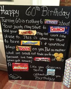Image Result For 60th Birthday Party Ideas Women Cards 60 Gift