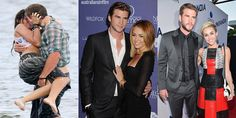 Miley Cyrus and Liam Hemsworth officially called off their engagement today after battling rumors about their on-again, off-again relationship for months. Trouble first popped up for the pair earlier this year when Miley was spotted going out without her.