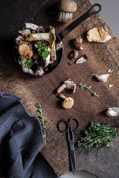 Sopa de bolets paddenstoelen soep  Bijzonder Spaans