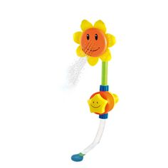 EN71/6P/CD Cute manual Flower style baby shower bath toy set - Bath Toys -