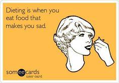Dieting #diet #quote