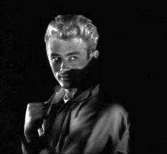 """He is not our hero because he was perfect, but because he perfectly represented the damaged but beautiful soul of our time"" - Andy Warhol Old Hollywood Actors, Golden Age Of Hollywood, Hollywood Stars, Classic Hollywood, Vintage Hollywood, James Dean Photos, Jimmy Dean, Actor James, Bad Picture"