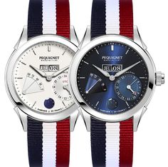 Pequignet Rue Royale GMT Watch Watch Releases