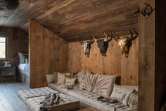 Bunk Room in Big Sky, Montana. Rain Houser