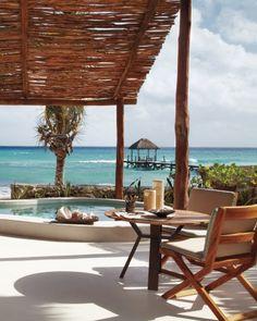 Destination wedding scouting: Riviera Maya, Mexico