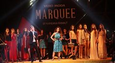 VERO MODA LAUNCHES MARQUEE AW'15 COLLECTION DESIGNED BY KANGANA RANAUT | News Patrollings