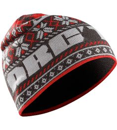 Nordiq Toque Men's Wool/acrylic blend beanie, with a bit of stretch for comfort.