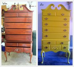 Making over furniture, the easy way!