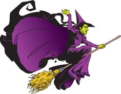 Pix For   Wicked Witch Of The West Clip Art