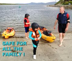 Kayaking Belmullet Adventure Centre