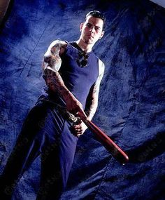 M. Shadows  avenged sevenfold A7X