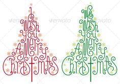 Typographic Christmas Trees Vector #GraphicRiver Christmas trees with hand drawn letters and snowflakes, vector AI EPS 8 and high resolution JPG 5000 x 3500 pixel included Created: 21November12 GraphicsFilesIncluded: JPGImage #VectorEPS Layered: Yes MinimumAdobeCSVersion: CS Tags: abstract #card #christmas #december #drawn #eps #green #greeting #hand #handwritten #holiday #illustration #letter #noel #ornament #red #scroll #seasonal #silhouette #snowflake #swirl #symbol #tree #typographic…