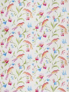 Stroheim Peregrine-Multi Bright by Dana Gibson 4702703 Luxury Decor Fabric