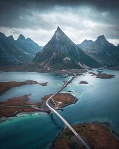 Post with 98216 views. Lofoten Islands in Norway. Places Around The World, Oh The Places You'll Go, Places To Travel, Travel Destinations, Beautiful Places To Visit, Wonderful Places, Lofoten Islands Norway, Beautiful Norway, Norway Travel