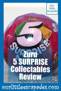 Zuru 5 SURPRISE Collectables Review