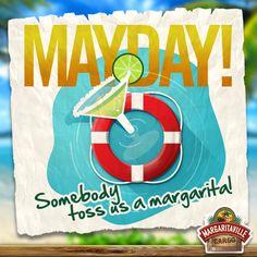 SOS! #MAYDAY! Can anybody hear us?
