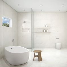 Alternative To Tiles...Caesarstone Bathroom Vanities, Wall Lining, Bath U0026  Shower