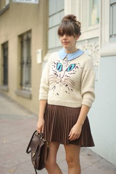 Cat sweater - I need this!