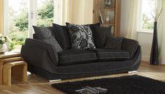 Matrix 3 Seater Sofa Scatter Back