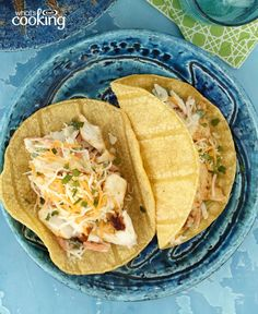 Baja Fish Tacos #recipe