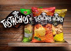Tostachos®  Barcel  Arquitectura de marca y rediseño de empaque  2012